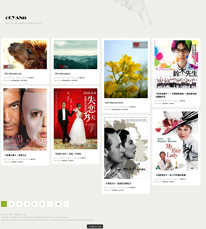 2012.01.01 WordPress